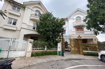 Chính chủ bán căn biệt thự Hoa Lan, hướng Tây Nam, lh trực tiếp chủ nhà 0985611113
