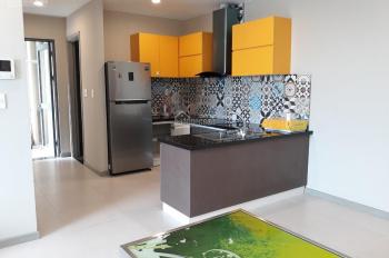 Cần tiền bán gấp căn hộ 1PN 56m2 Gold View Bến Vân Đồn, full nội thất, giá 3,4 tỷ LH 0908328568