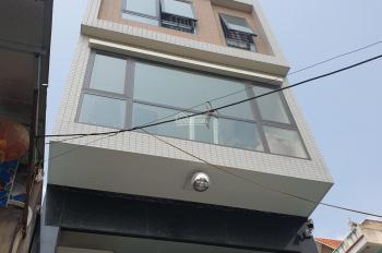 Cho thuê nhà mặt phố nguyễn quý đức 80m2 x 6 tầng, thang máy, giá thuê 45tr/ tháng