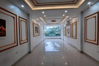 Nhà 90m2 Nguyễn Khánh Toàn, gara 7 chỗ, thang máy giá 12.8 tỷ