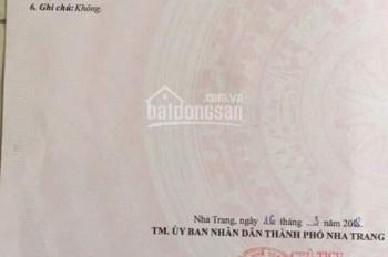Bán nhanh lô đất xã Vĩnh Trung, TP Nha Trang chỉ 12tr/m2