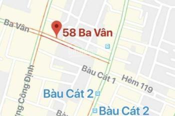 Nhà mặt tiền kinh doanh Ba Vân, Tân Bình