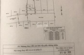 Cần tiền bán gấp đất xẻm XH 1/ đường số 8 P11 Gò vấp