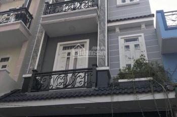 Nhà biệt thự mini, 2 làu+3 PN + sân phơi, ngay KDC Vĩnh Lộc-Bình Tân.