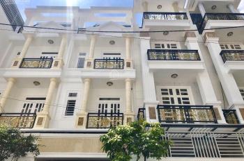nhà 3 lầu 4x18m, 3 lầu có sân ô tô sát ngay vincom đường Tô Vĩnh Diện, Linh Chiểu, Thủ Đức 6.5 tỷ