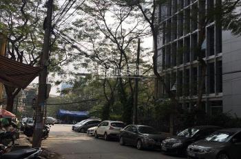 Cho thuê cửa hàng phỐ Duy Tân - Cầu Giấy, mặt tiền 5,5m, diện tích 50m2. LH 0973469400