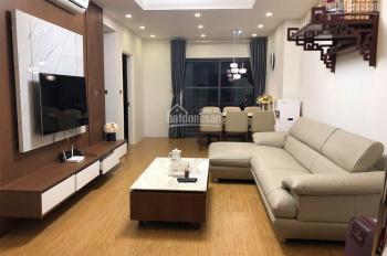 Cho thuê căn hộ 3 ngủ 122m2 Full nội thất CT1, Ngô Thì Nhậm-Hà Đông, giá 10tr/th ĐT:0916479418