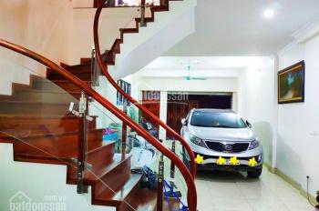 Ở nhà ngõ to cho sướng? Mua ngay nhà có gara ô tô xây mới 5 tầng Phương Canh, LH 938923696