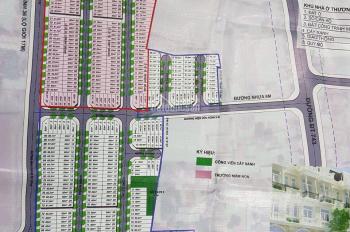 Bán lô 60m2 dự án phú hồng khang đường nhựa 12m sổ riêng