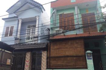 Bán nhà 1 trệt  1 lầu 6x15m giá 3.95 tỷ, Hẻm 8m  Nguyễn Anh Thủ , P. HT, Q12. LH: 0933805479