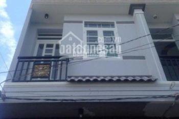 Nhà gần UBND phường Bình Hưng Hòa B - Bình Tân 2 lầu, 3PN, giá 1,75 tỷ.LH: 0332546401