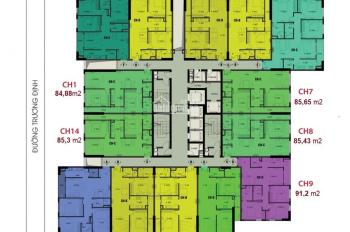 Bán căn hộ chung cư dự án Viễn Đông Star số 1 Giáp Nhị trực tiếp từ chủ đầu tư