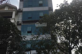 Cho thuê nhà phố Nguyễn Cơ Thạch, Mỹ Đình. Dt 135m 7 nổi 1 hầm Mt 7m.Giá 80tr