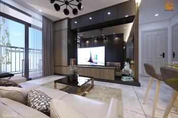 Chính chủ cho thuê căn hộ góc 3PN tòa Lux6 Vinhomes Golden River Ba Son tầng cao full nội thất