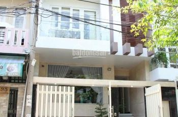 Nhà Mới Trần Thái Tông, P15. Hầm _3 Lầu_5x25m_4 PN.  Giá chỉ  33tr/th