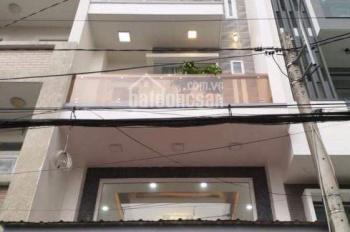 Bán Nhà mới xây để cho thuê kinh doanh Trần Bá Giao P.5 4.2 x 18 1 trệt 3 lầu HĐT 30tr/th Gía 8.4TL
