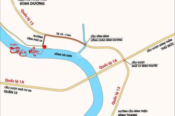 Cho thuê nhà hàng sân vườn bờ sông