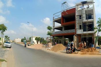 Chính chủ bán lô đất mặt tiền TL10 gần chợ Bà Hom, sổ hồng cầm tay