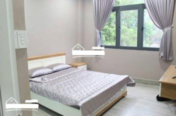 Phòng 25m2 đầy đủ tiện nghi, ban công đường Ngô Gia Tự Q. 5, giá 4.7tr/th. SĐT 0774952485