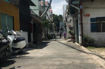 Bán Nhà Hẻm 6m Cống Lở, Phường 15, Tân Bình. 4x19m. Giá 4,550 Tỷ