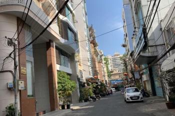 Nhà phố xinh lung linh hẻm xe hơi Lê Văn Sĩ P1,QTB(4x22m , hầm , 5 tầng . giá 16.5 tỷ )