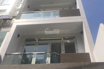 Bán nhà mặt tiền đường số, P10 Tân Bình, DT: 4x17m, 1 trệt 3 lầu giá 7.8 tỷ