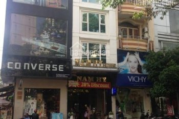 Bán nhà mặt tiền Lam Sơn, P2, Q. Tân Bình DT 5m x 15m 1 trệt 3 lầu vị trí kinh doanh đắc địa