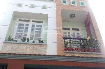 Cho thuê nhà 3 Tầng ngay MT gần ngã 3 Tô Hiệu, q.Tân Phú, Giá 15TR.LH: 0903834245