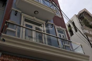 Cho thuê nhà HXH Nguyễn Cảnh Dị, P. 4, Tân Bình, DT 5x12m, 1T3L