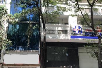 Cho thuê nhà MT Yersin Quận 1, 3.8mx12.8m, 4 lầu, Giá: 38 Triệu/tháng - LH 0937526738