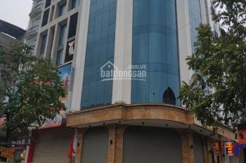 Bán nhà văn phòng  số 9 Nguyễn Xiển S =92m/ tầng  x6 tầng, nhà 2 mặt tiền. LH: 0971 469 516.
