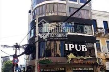Cho thuê nhà mặt tiền Phan Xích Long, P7, Quận Phú Nhuận, 8x16m, 180 triệu/th