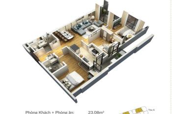 Chính chủ bán căn 3 phòng ngủ tòa B dt 88m2 Green Pearl ban công Nam giá bán 3.135 tỷ bao tên