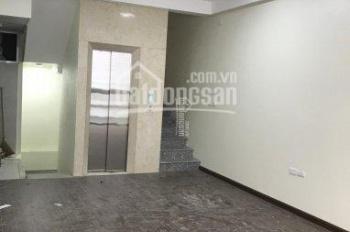 Cho thuê nhà riêng ngõ 320 Khương Đình, DT 45m2 x 4 tầng, nhà xây mới có thang máy