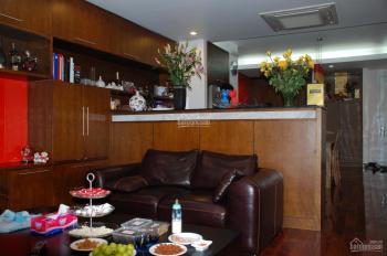 Cho thuê căn hộ 114,5m2 đẹp tầng cao tòa nhà Kinh Đô 93 Lò Đúc, Hà Nội, có chỗ để ô tô