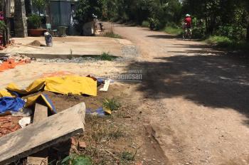 bán 5x40  thổ mặt tiền đường 830 giá 1.15 tỷ  thuộc xã hựu thạnh huyện đức hòa tỉnh long an