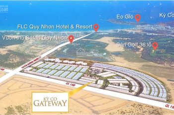 Tham quan dự án đất nền hot nhất miền Trung Kỳ Co Gateway, hỗ trợ hoàn toàn 100%. LH 0938632078