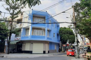 Cho thuê nhà góc 2 MTKD Trịnh Đình Trọng, 5x15m, 2 lầu, đối diện công viên, kinh doanh cafe