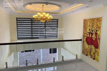 Bán nhà 5 tầng 36m2 thiết kế đẹp hiện đại Thạch Bàn Long Biên 1.9 tỷ
