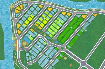 Jamona Home Resort - Nền góc đẹp nhất dự án. Trục đường chính dự án 250m2, Tây Bắc, 40tr/m2