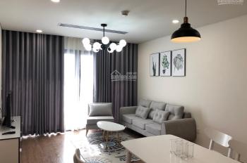 Cho thuê gấp căn hộ GoldSeason 47 Nguyễn Tuân 3 phòng ngủ, đầy đủ nội thất, căn full kính giá 15tr