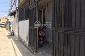 Cần bán căn nhà đang sử dụng tại hẻm 1 sẹc C12, Tân Kiên, Bình Chánh.