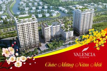 Bán căn hộ dự án Valencia Garden  KDT Việt Hưng, căn siêu đẹp, giá siêu tốt từ 1,5 tỷ/căn