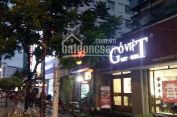 Cho thuê nhà mặt phố Văn Cao 68m2, mt 14m, 3 tầng 63 tr/th. Quý mặt phố 0981337456