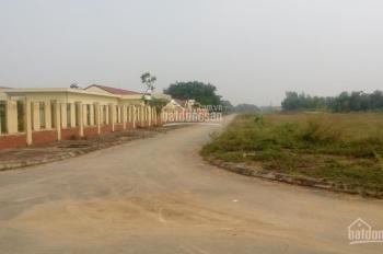 Bán đất tái định cư xã Tân Xã, huyện Thạch Thất, Hà Nội. LH: 0961.474.828