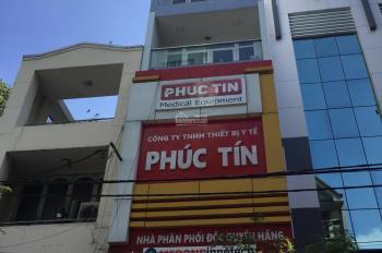 Bán nhà mặt phố Tăng Bạt Hổ - Nguyễn Chí Thanh, P12, Quận 5, DT 4mx27m, 4 lầu, giá 23 tỷ