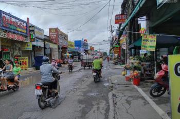 Cho thuê nhà khu sầm uất, đông dân, sánh ngang trung tâm quận Tân Phú. Rất thuận tiện kinh doanh.