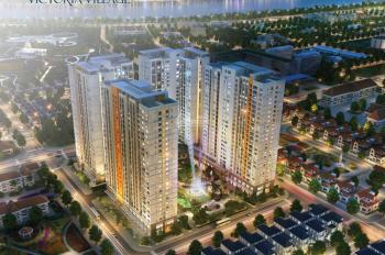 Cần bán gấp căn hộ 2PN 3.2 tỷ Victoria Village, thanh toán 1%/tháng, 0707977112