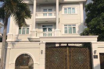 Biệt thự Thảo Điền cho thuê khu 108 Nguyễn Văn Hưởng, Quận 2, DT 450m2 đẹp mê ly, giá 138tr/tháng