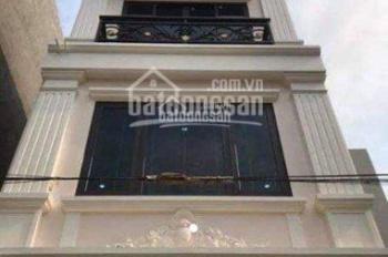 Cần tiền bán gấp nhà mặt phố Yên Lạc, DT 55m2, 6 tầng thang máy, đường 2 oto tránh nhau